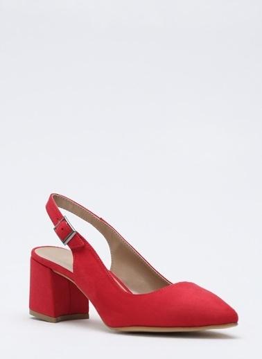 Shoes1441 Ayakkabı Kırmızı